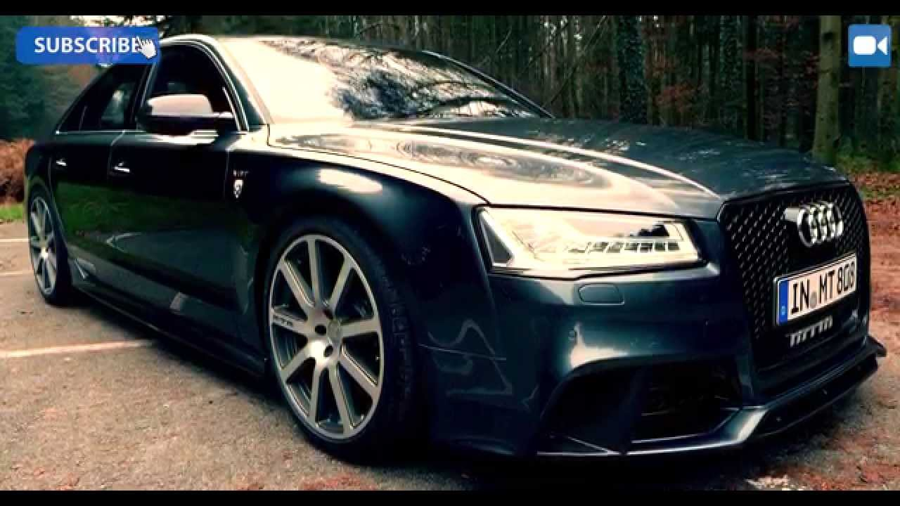 Audi S8 MTM 760 HP Talladega Review | The RS8 That Never ...