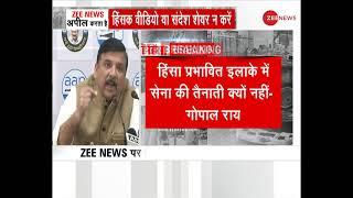 Live: Congress Press Conference On Delhi Riots   Zee News Live   Sonia Gandhi