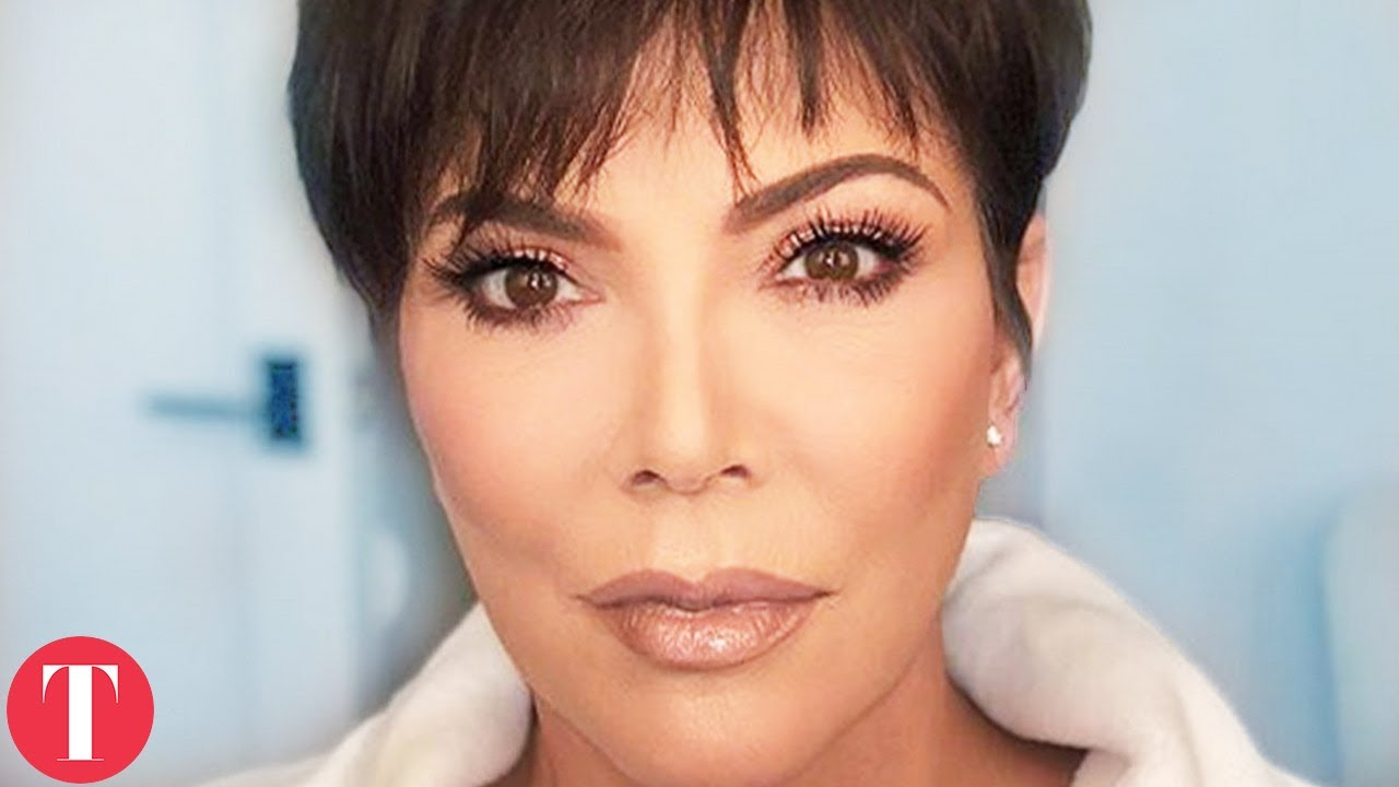 Becoming Kris Jenner
