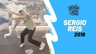 Sergio Reis  | Ultimate Dance Camp 2019 | Walibi Holland