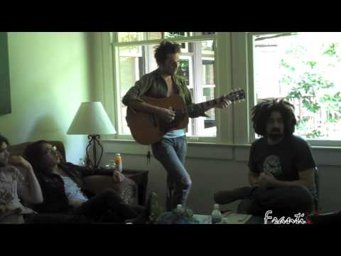 Michael Franti, FrantiV: Traveling Circus & Medicine Show - Rehearsal in Seattle 7/14/09