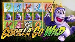 Gorilla Go Wild Online Slot from NextGen