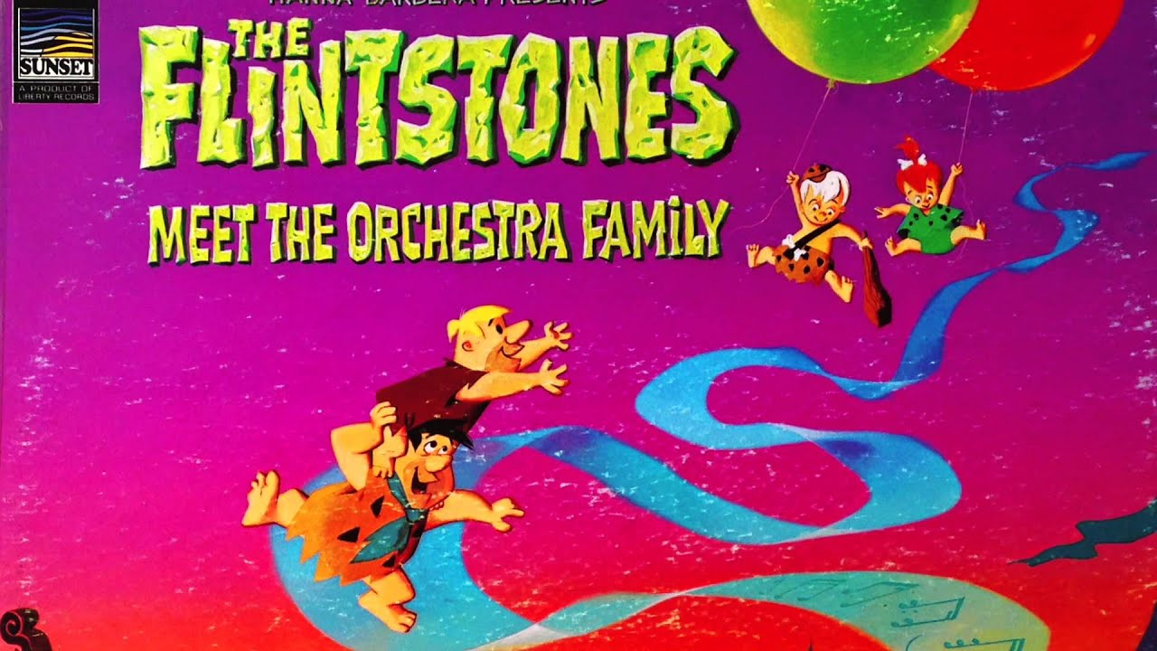 meet the flintstones orchestra instruments