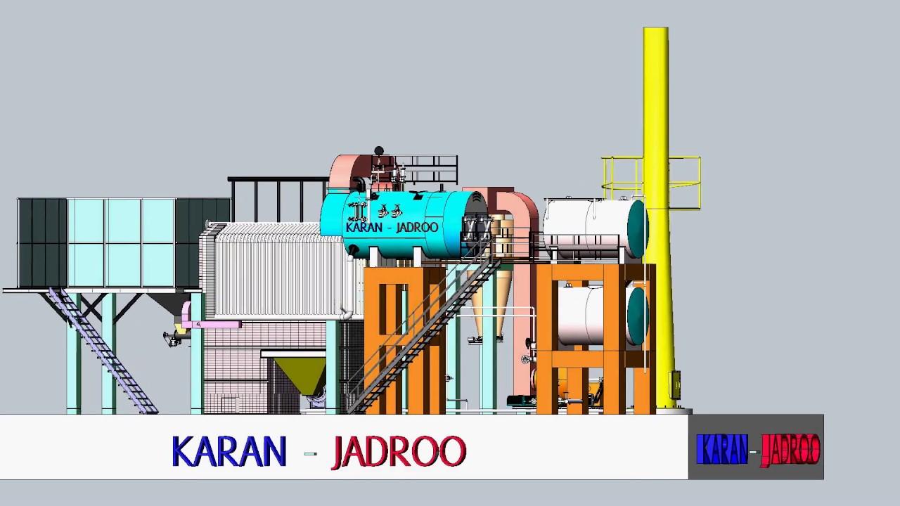 Husk Boiler :Karan-JadRoo - YouTube