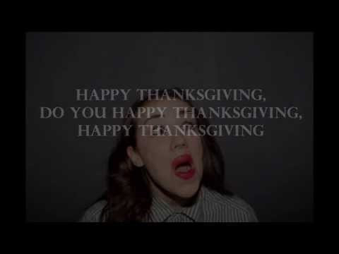 Miranda Sings - Happy Thanksgiving (Lyrics)
