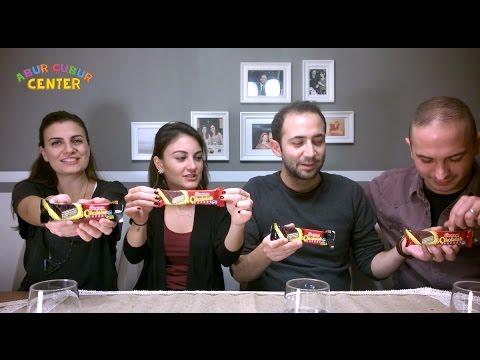 Abur Cubur Center    Ülker Çikolatalı Gofret    #0030