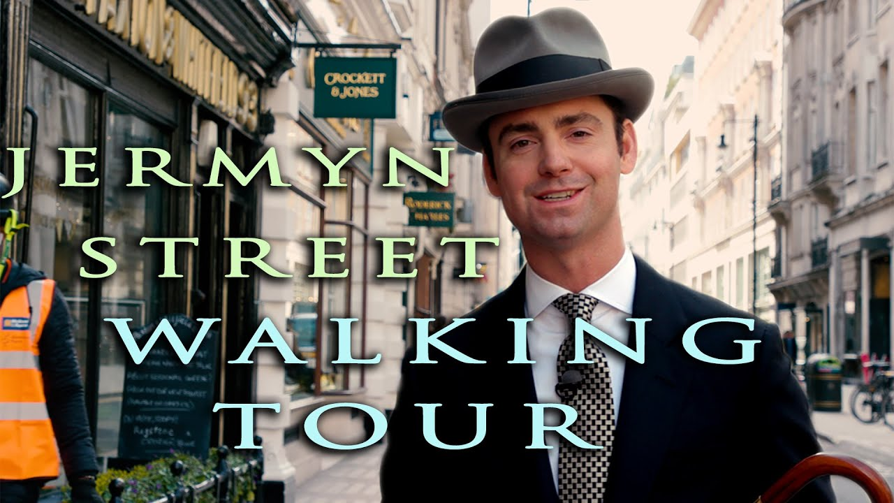 London Jermyn Street Walking Tour