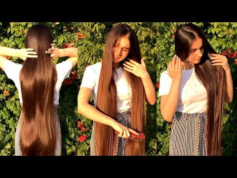 RealRapunzels | Diana's Hair in the Sun from YouTube · Duration:  10 minutes 39 seconds