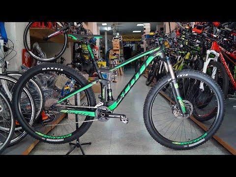Scott Spark 960 2017 Ultimate Bikes Magazine Youtube