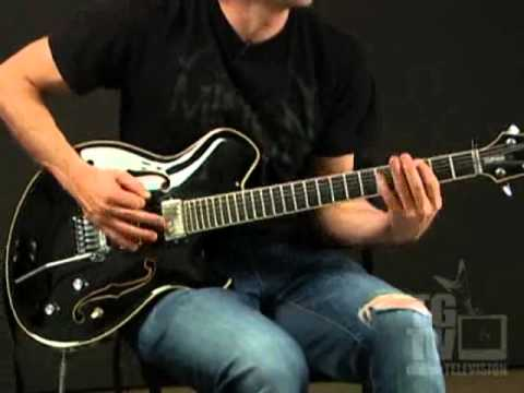 A monster riff from Wes Borland