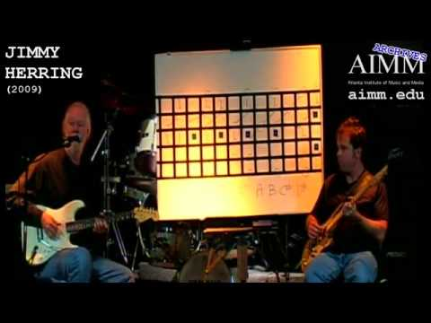 AIMM Archives - Jimmy Herring (2009) feat. Bill Hart
