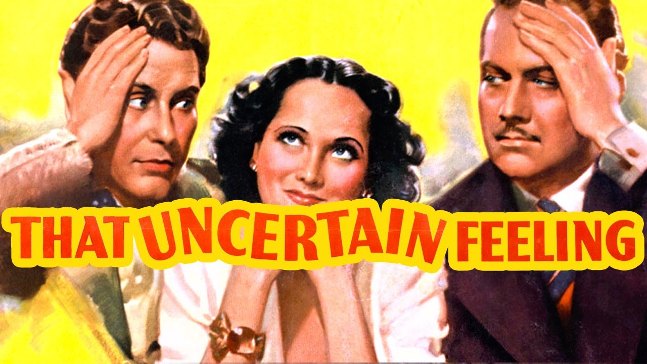 Download That Uncertain Feeling (1941) Burgess Meredith | Comedy Classic Film