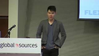 Logistics: Getting Products to Amazon - Anthony Chen at Global Sources Summit
