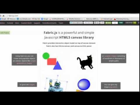 Seminar on HTML5 Canvas and Drag & Drop - YouTube