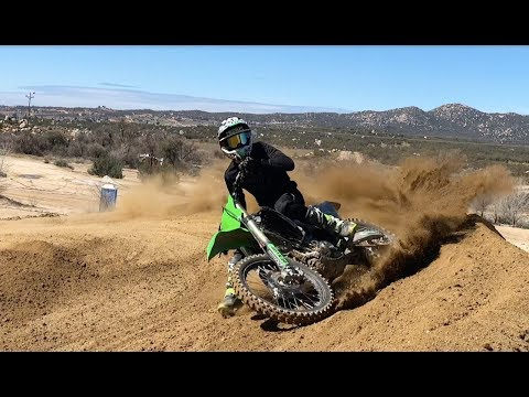 Medium Gets His Own Dirt Bike - Buttery Vlogs Ep16