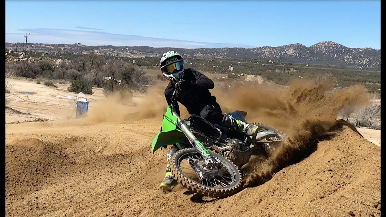 Medium Gets His Own Dirt Bike Buttery Vlogs Ep16 Youtube