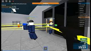 BREAKING NEWS! a boy in roblox is killing all the cops in Prison Life! watch for more!