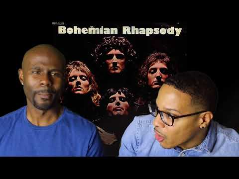 Queen - Bohemian Rhapsody (REACTION!!!)