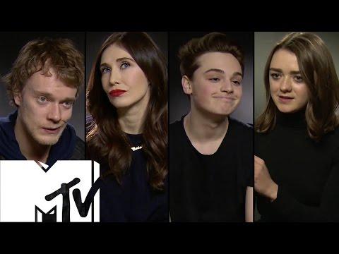 Game of Thrones Cast Talk SEASON 6  MTV Movies