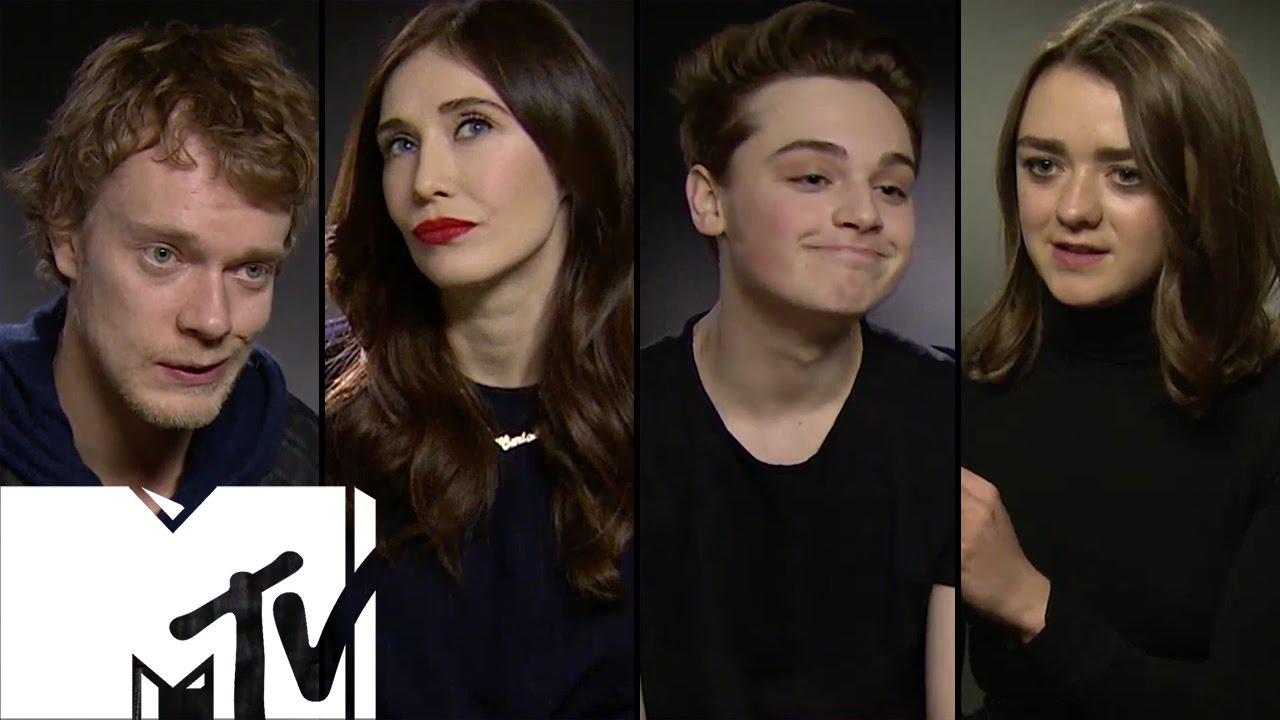 Game of Thrones Cast Talk SEASON 6   MTV Movies - YouTube