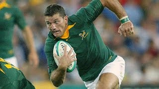 All Springbok Tries at Rugby World Cup 2003