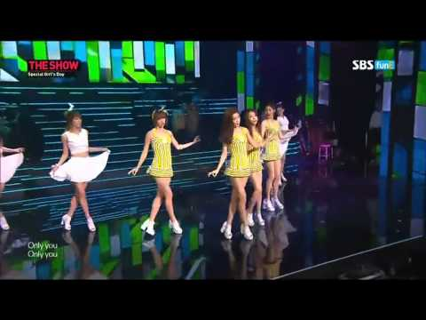 K POP Girl's Day   Something + Darling + Female President Special LIVE 20140722 4