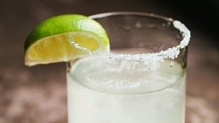 How To Make: The Perfect Margarita