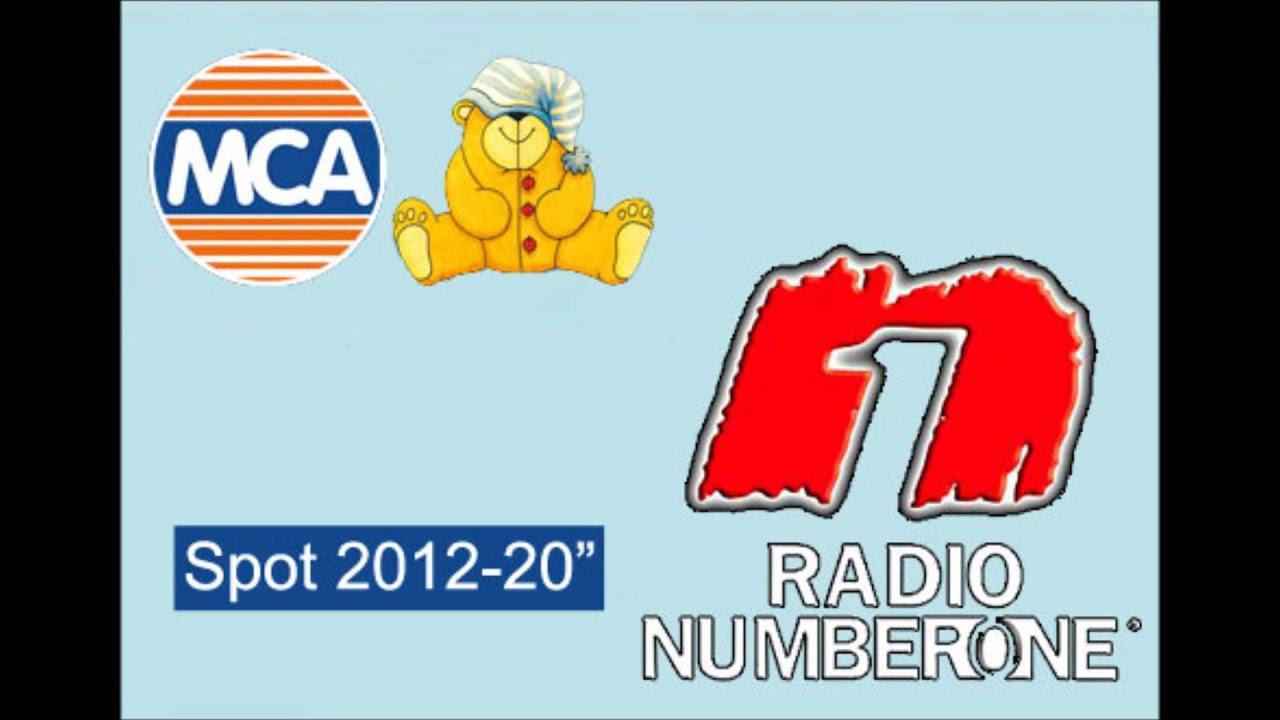 Spot radio 20sec MCA materassi  YouTube