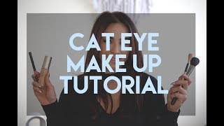 Beauty Files: Cat eye make up tutorial