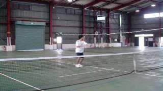Tennis Recruiting Video--Ivan Yeh