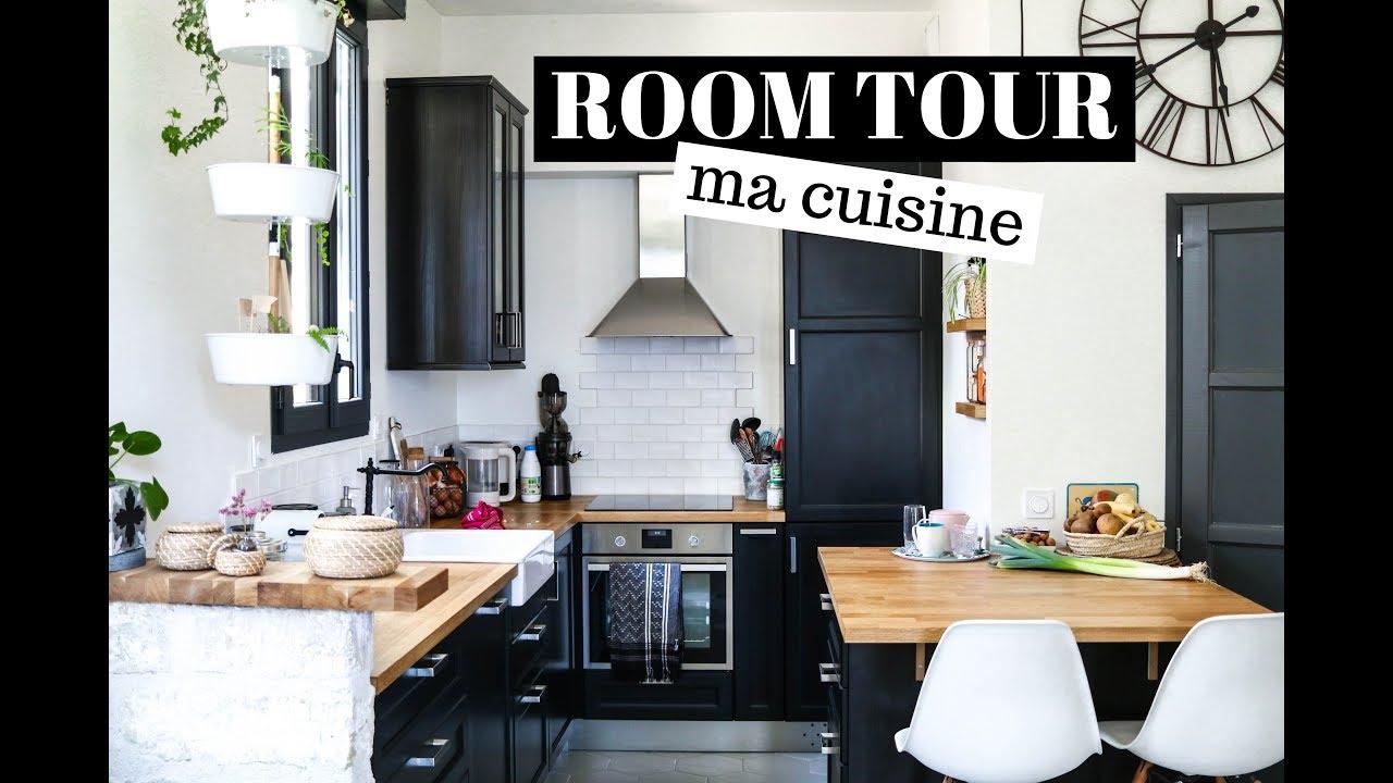 Room Tour La Déco De Ma Cuisine Tribulationsdanais - Ma cuisine tours
