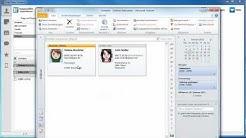 iPhone Kontakte in Outlook übertragen