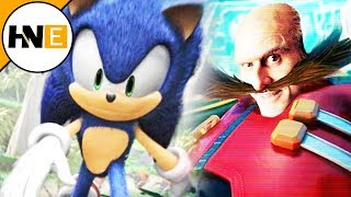 Sonic the Hedgehog Movie First Footage DESCRIPTION