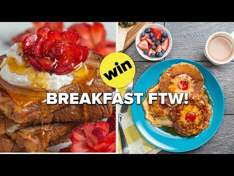 Recipes To Make You Love Mornings • Tasty Recipes