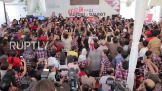 Video Indonesia: 'Ahok' leads exit polls but runoff likely in Jakarta's governor elections download MP3, 3GP, MP4, WEBM, AVI, FLV Januari 2018