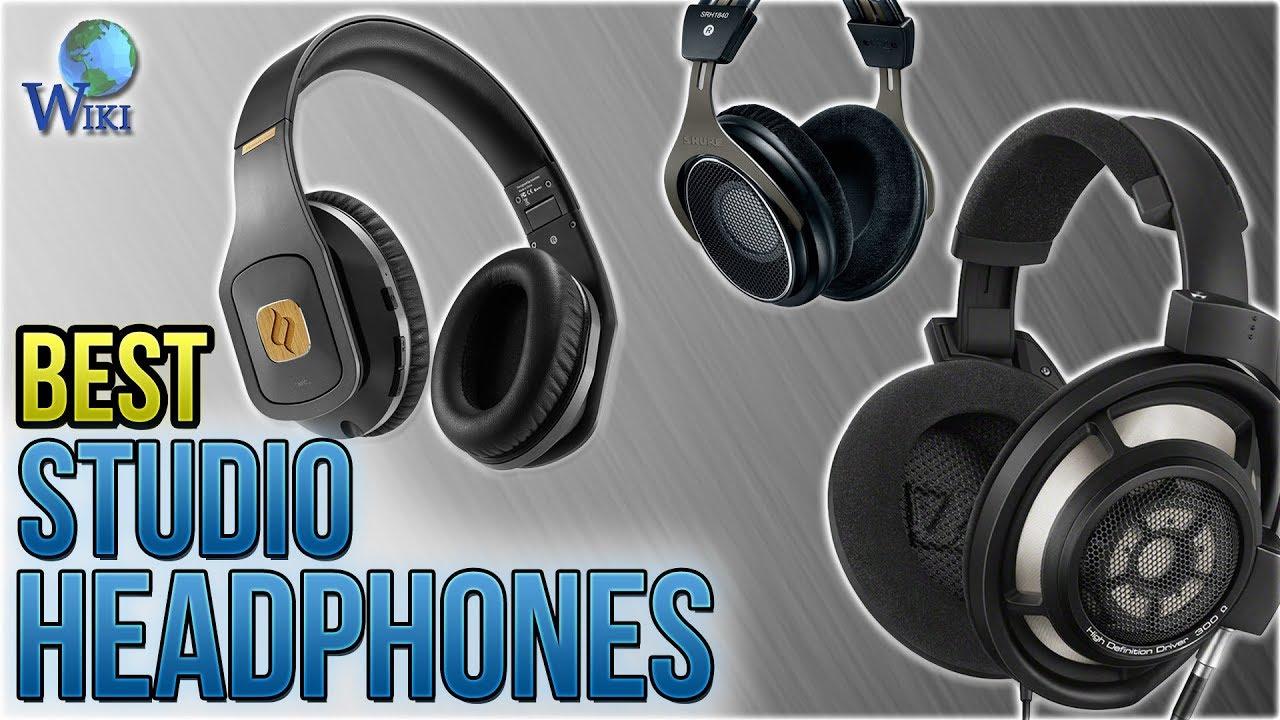 2f4618fde2c 10 Best Studio Headphones 2018 - YouTube