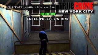 True Crime: New York City (PC) - Mission #2 - Precinct Test