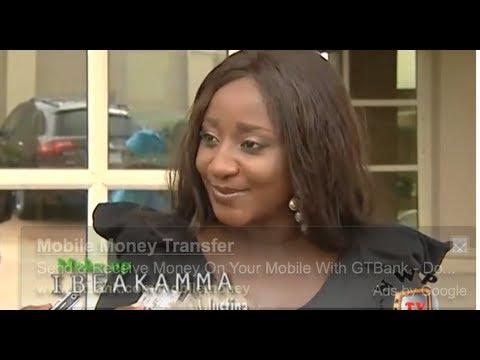 ONE NIGHT QUEEN -    Nigeria Nollywood movie