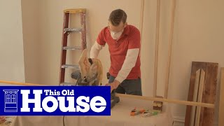 How to Dress Up a Hollow-Core Door - This Old House