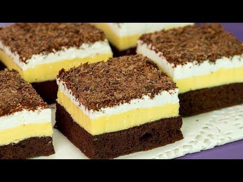 gâteau-au-chocolat-facile.-un-dessert-raffiné-au-goût-exquis-de-glace-à-la-vanille-ǀ-savoureux.tv