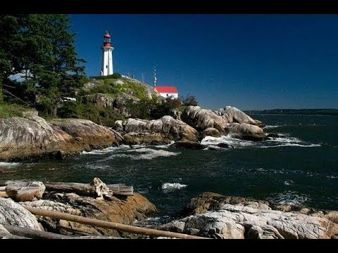 Vancouver 3. Tag : Whitecliff und Lighthouse Park