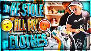 Logan Paul Came to My House and ROBBED ME !!! (NOW IM MAD) thumbnail
