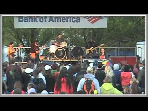 "INGRID MICHAELSON  ""Concert"" 5-18-08 Lilac Festival Rochester NY."