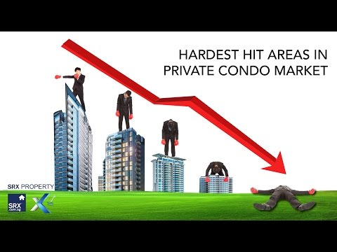 Hardest Hit Neighbourhoods in the Private Property Market