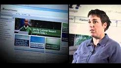 Microsoft Dynamics AX Video: Network Equipment Technologies