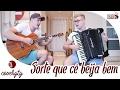Maiara e Maraísa - Sorte que cê beija bem (Cover Gustavo Toledo e Gabriel)