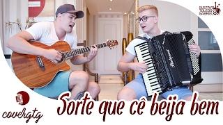 Baixar Maiara e Maraísa - Sorte que cê beija bem (Cover Gustavo Toledo e Gabriel)