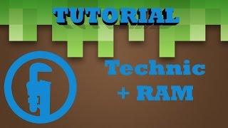 Instalar Technic e aumentar RAM Minecraft - Mac e PC