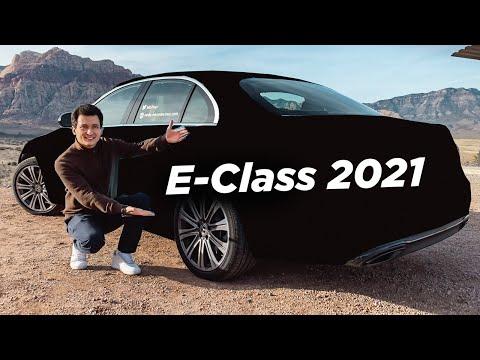 ТЕСТ: НОВЫЙ E-Class 2021! Прощай BMW 5 и Audi A6?! Все, что нужно знать об этом Mercedes-Benz. Обзор
