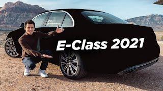 ТЕСТ: Mercedes-Benz E-Class 2021